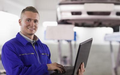 Reviewing a Repair Order