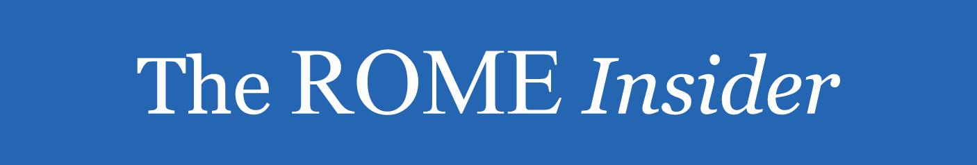 The Rome Insider Blog