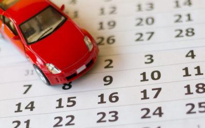 Maintaining Your Calendar